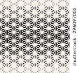 vector seamless pattern. modern ... | Shutterstock .eps vector #296097002