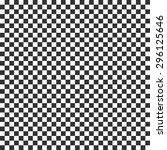 checker background seamless...   Shutterstock .eps vector #296125646