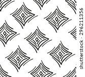 seamless pattern abstract...   Shutterstock . vector #296211356