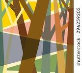 Illustration Abstract Tree...
