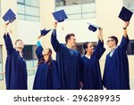 education  graduation and... | Shutterstock . vector #296289935