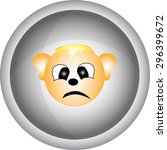 head icon | Shutterstock .eps vector #296399672