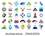 company icon. such logos | Shutterstock .eps vector #29642053