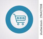 vector illustration of modern b ... | Shutterstock .eps vector #296427038