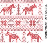 Nordic Christmas Seamless...