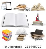 back  background  binding. | Shutterstock . vector #296445722