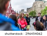 moscow  russia circa may 2015 ... | Shutterstock . vector #296454062