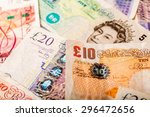 Stock photo pound symbol british currency currency 296472656