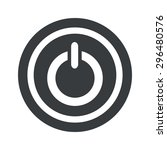image of power symbol in circle ...