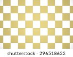 3d Checkered Pattern