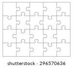 vector illustration of white...   Shutterstock .eps vector #296570636