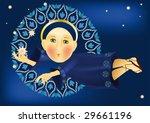 angel | Shutterstock .eps vector #29661196
