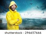 happy sailor | Shutterstock . vector #296657666
