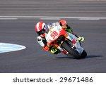 jerez  spain   may 3    italian ... | Shutterstock . vector #29671486