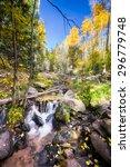 Mountain Stream In The Autumn...