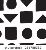 seamless abstract pattern. | Shutterstock .eps vector #296788352