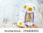Bouquet Of Flowers Chamomile I...