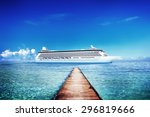 Yacht Cruise Ship Sea Ocean...