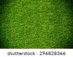 green grass natural background... | Shutterstock . vector #296828366
