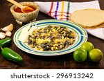 huitlacoche   corn smut | Shutterstock . vector #296913242