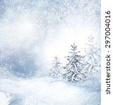 christmas card | Shutterstock . vector #297004016
