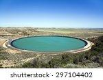 Big Round Water Reservoir