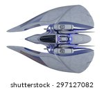 space ship   Shutterstock . vector #297127082