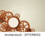 Vector Industrial Background I...