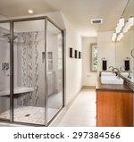 Large Furnished Bathroom In...