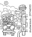 drive thru | Shutterstock . vector #29746555