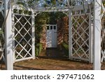 A Charming Gazebo With A Secre...