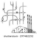 vector illustration. power ... | Shutterstock .eps vector #297482252