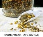 A Blend Of Loose Herbal Tea...