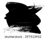 grunge urban background.texture ... | Shutterstock .eps vector #297513932