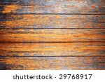 Old Weathered Wooden Planks...