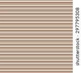 brown gradient horizontal... | Shutterstock .eps vector #297795308