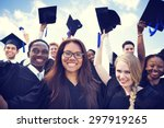 celebration education... | Shutterstock . vector #297919265