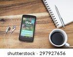 chiangmai  thailand  july 19 ...   Shutterstock . vector #297927656