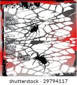 grunge vector illustration of... | Shutterstock .eps vector #29794117