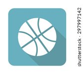 image of basketball ball in...