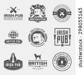 Vector Set Of Irish And British ...