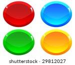 modern web buttons | Shutterstock .eps vector #29812027