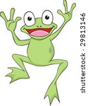 Happy Jumping Frog