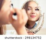 Beauty Model Teenage Girl...