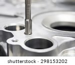 operator machining automotive... | Shutterstock . vector #298153202