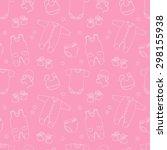 print   Shutterstock .eps vector #298155938