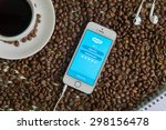 chiang mai   thailand july 20 ... | Shutterstock . vector #298156478