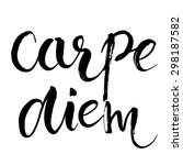 Carpe Diem   Latin Phrase Mean...