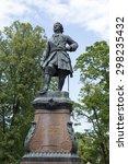 russia  kronstadt july 9 ... | Shutterstock . vector #298235432