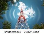 Communication Tower Radio...